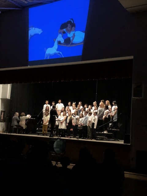 Fifth and Sixth Grade Chorus