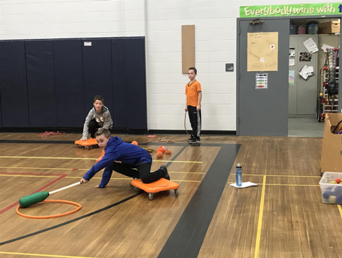 gym class games