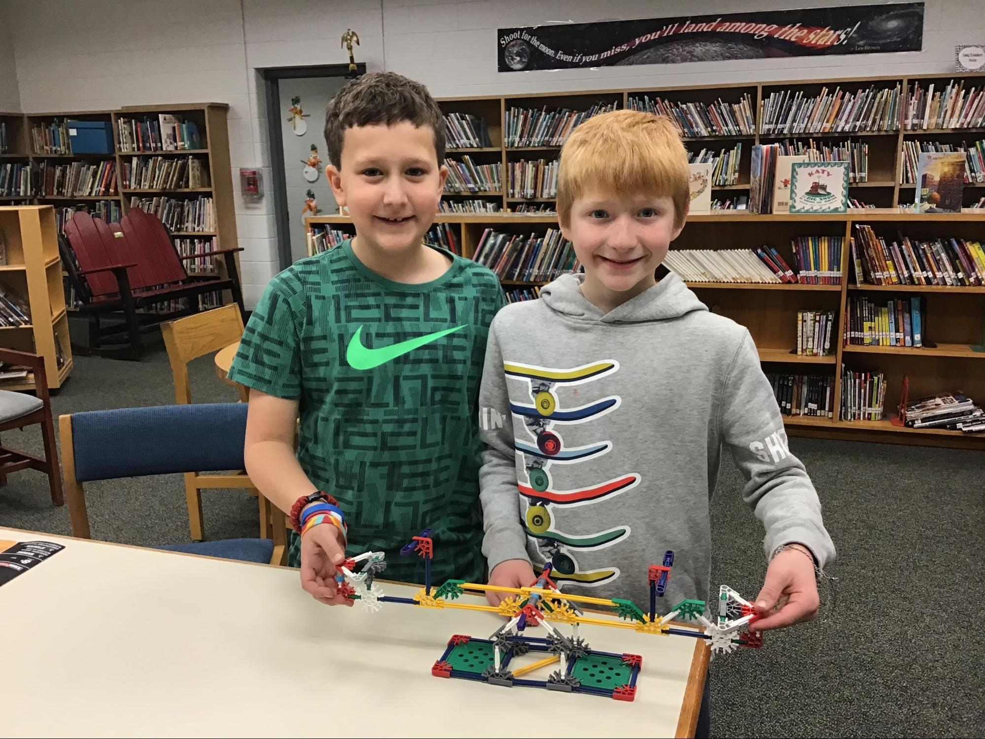 maker space in library