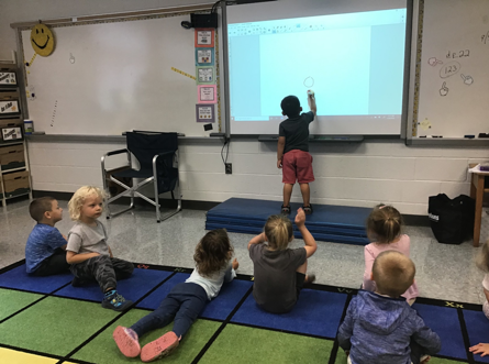 prek tech time