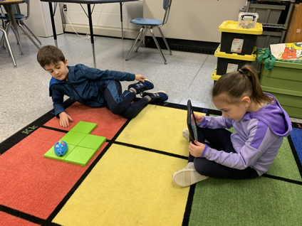 coding mice for 1st graders