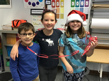 holiday paper chain